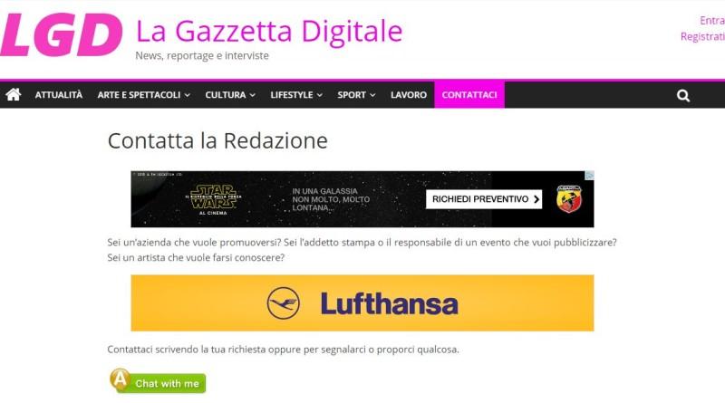 La Gazzetta Digitale
