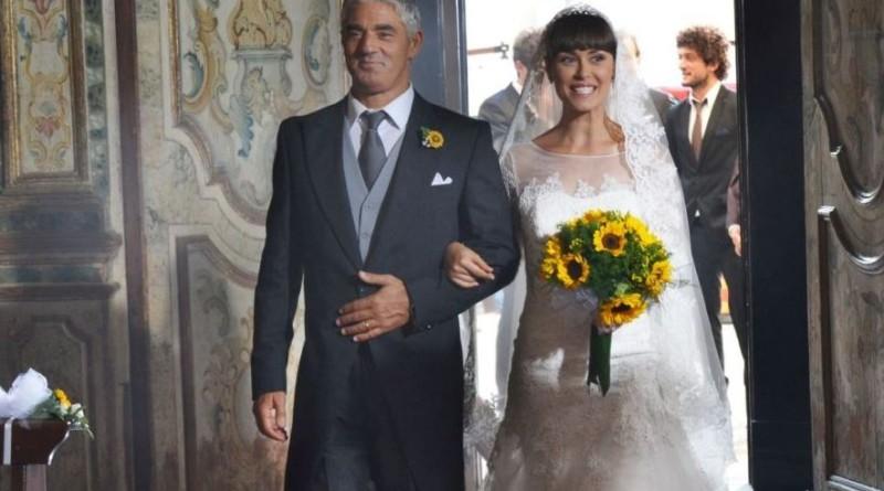 Biagio Izzo e Fatima Trotta