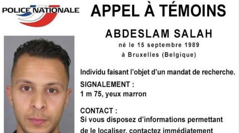 Parigi Abdeslam Salah