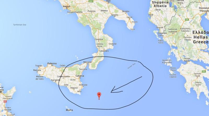 Terremoto altra scossa
