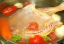 brodo di pollo antinfiammatorio