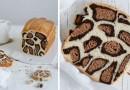 preparare pane leopardato