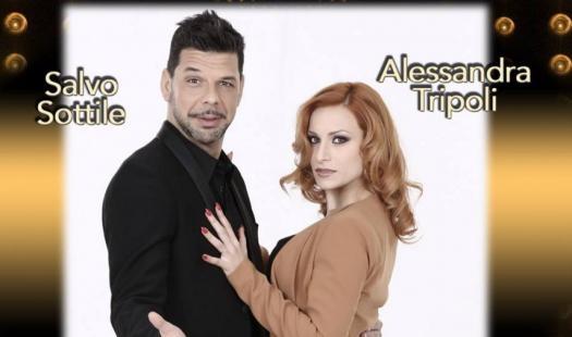 Salvo Sottile e Alessandra Tripoli
