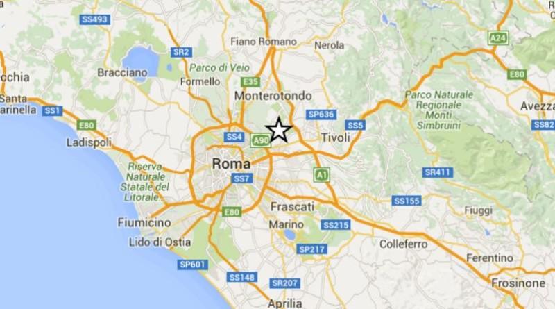 trema la terra romana