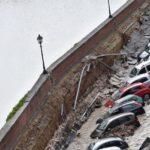 Voragine di 200mt sul Lungarno | Colpa di un canale sotterraneo?