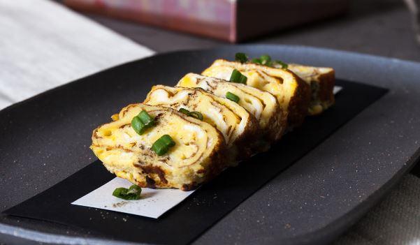 manie di sushi frittata zucchine