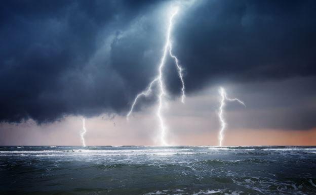 il ciclone circe sta arrivando