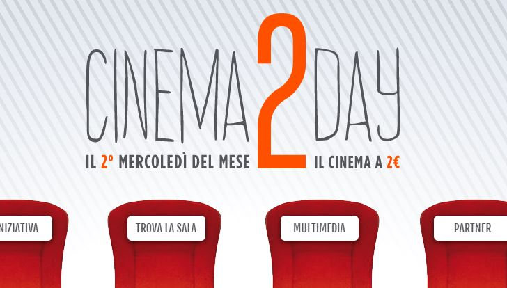 Cinema2day riparte