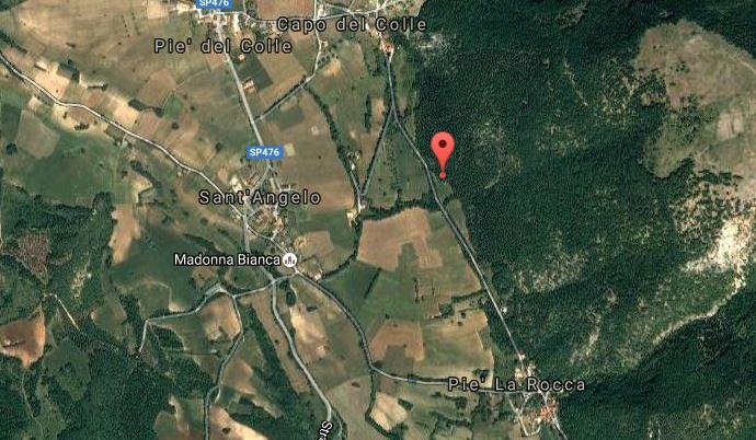 fortissimo terremoto centro italia
