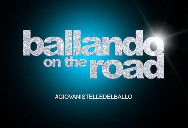tappe ballando road 2016-17