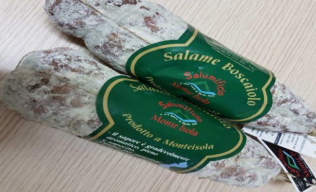 auchan richiama il salame boscaiolo