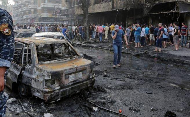 iraq ancora strage di innocenti
