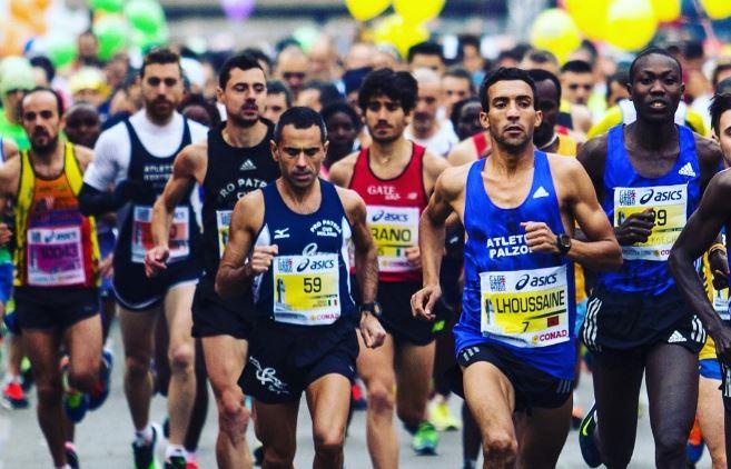 percorso della 33esima firenze marathon