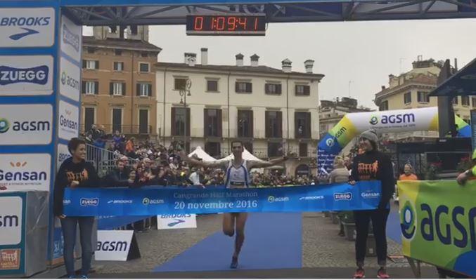 quindicesima verona marathon 2016