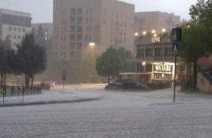 Arriveranno ancora temporali al Sud | Situazione non facile anche al Centro