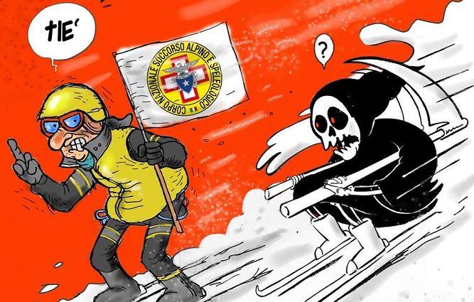 risposta italiana alla vignetta charlie hebdo