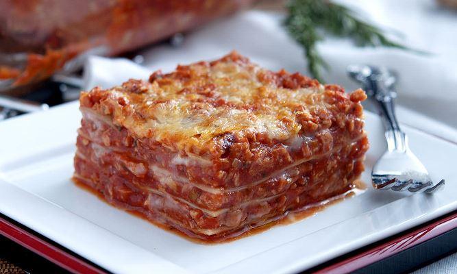 prepariamo le lasagne vegan