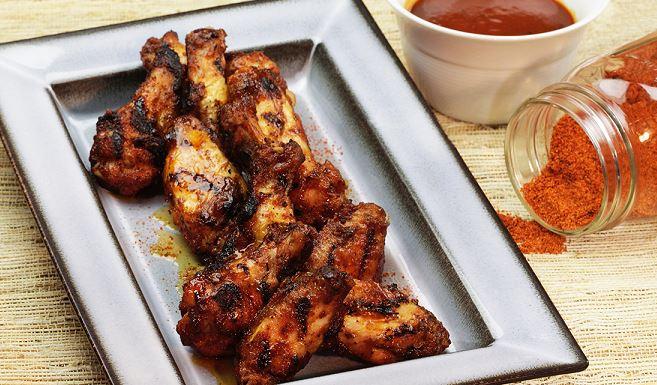 ricetta delle chicken wings