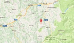Terremoto Macerata-Perugia 3 febbraio 2017   Sisma sopra la magnitudo 4