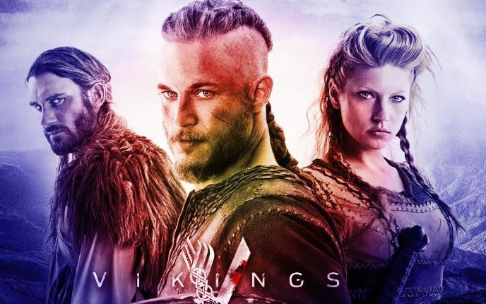 vikings quarta stagione su rai4