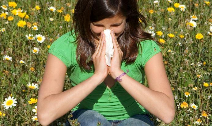 consigli per combattere le allergie ai pollini