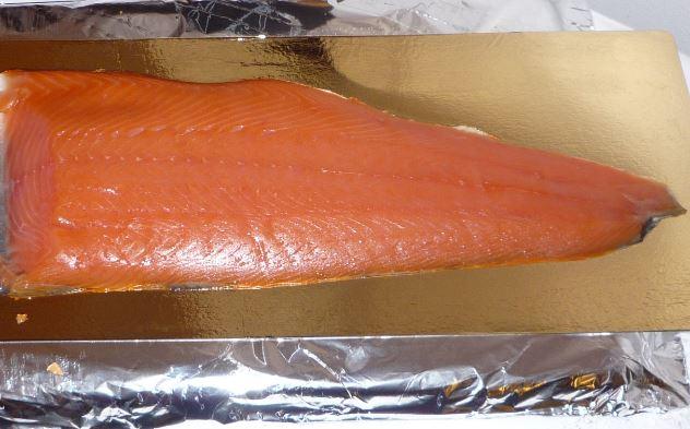 listeria in salmone affumicato