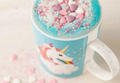 Latte di UNICORNO | Come preparare una bevanda energetica e salutare