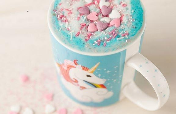 magico latte di unicorno