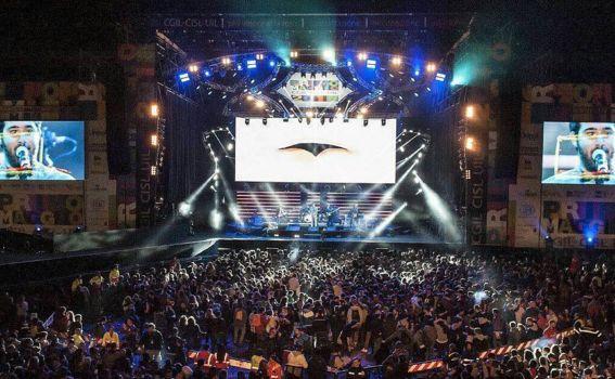 scaletta concerto primo maggio roma 2017