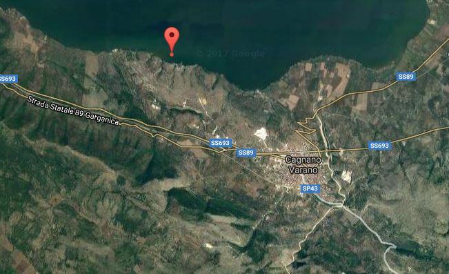 terremoto foggia oggi 23 aprile
