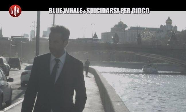 blue whale un fenomeno bufala