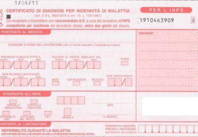Certificato di malattia telematico Inps | Obblighi del lavoratore e sanzioni