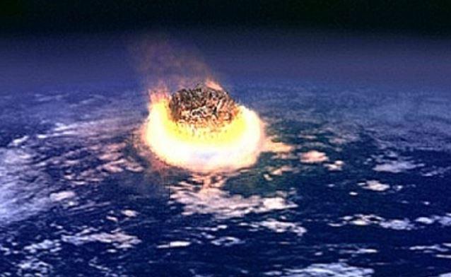 meteorite al centro nord italia