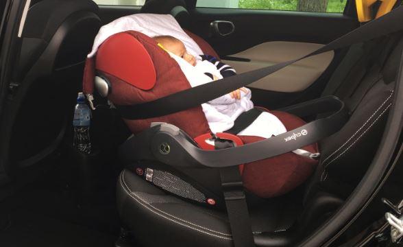 seggiolino auto salvavita per bimbi