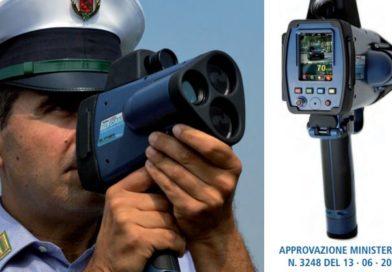 Telelaser Trucam autovelox | MULTE possibili anche per cinture e cellulare