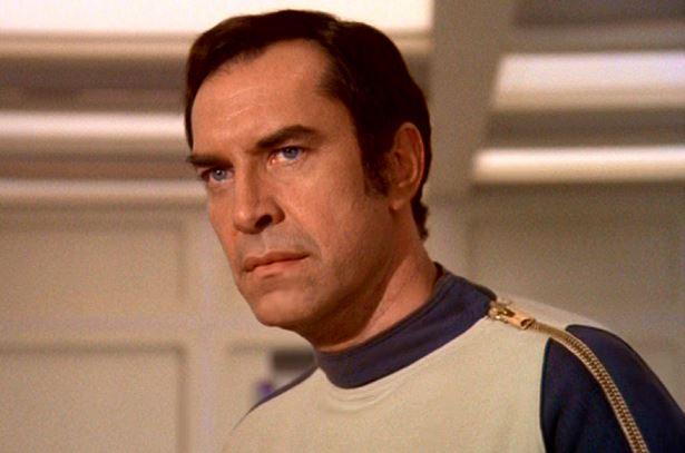 comandante koenig di spazio 1999
