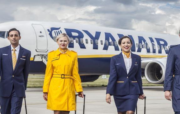 Ryanair CERCA varie figure