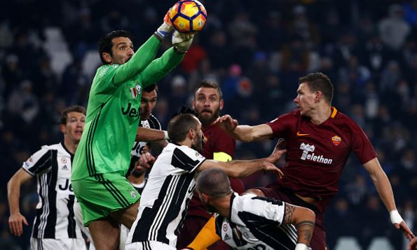 juve-roma dove guardarla