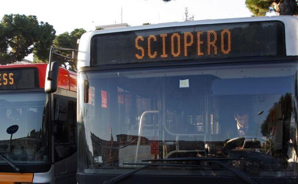 scioperi trasporto pubblico 20-26 luglio