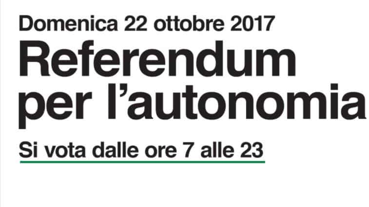referendum lombardia-veneto 22 ottobre