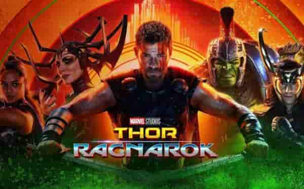 thor ragnarok film del weekend