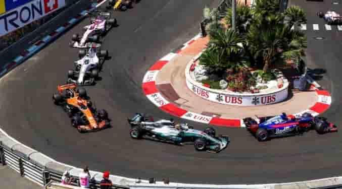 Calendario Formula Uno 2018