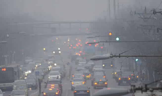 allarme smog lanciato da legambiente malaria 2018