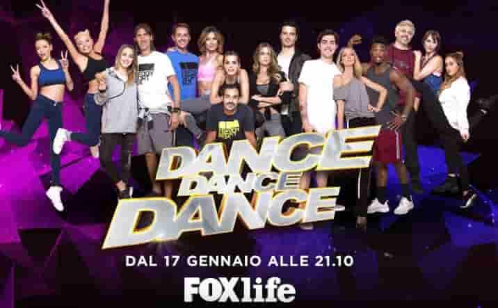 dance dance dance 2018 anticipazioni