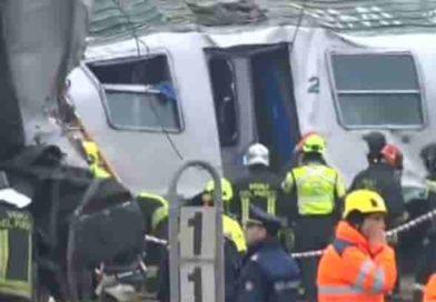 Deraglia un treno nel milanese | Diversi i feriti e alcuni morti nel tratto tra Segrate e Pioltello