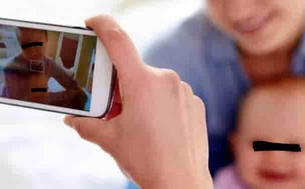 vietato pubblicare foto figli sui social