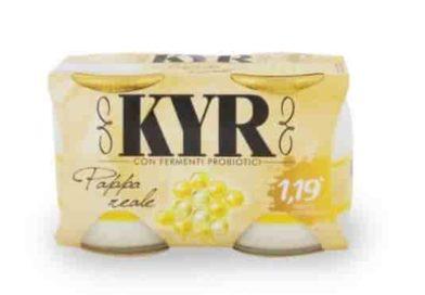 Corpi estranei nello Yogurt kyr Parmalat | Ritiro precauzionale di alcune confezioni, ecco quali