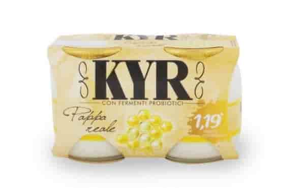Yogurt Kyr Parmalat