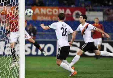 Shakhtar-Roma | Finisce 2-1 il match di andata degli ottavi di Champion's League