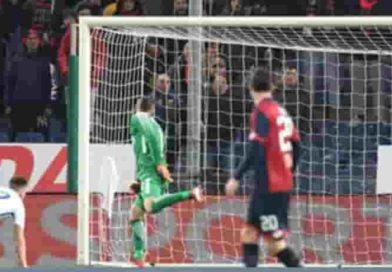 Inter, prosegue il tracollo | Altra sconfitta (2-0 a Genova) ma Spalletti si attacca agli espisodi